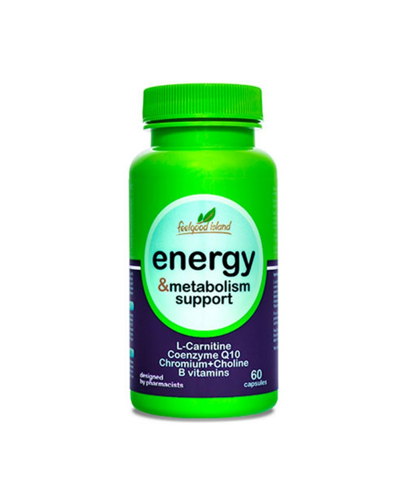 Energia i metabolizm Feelgood Island