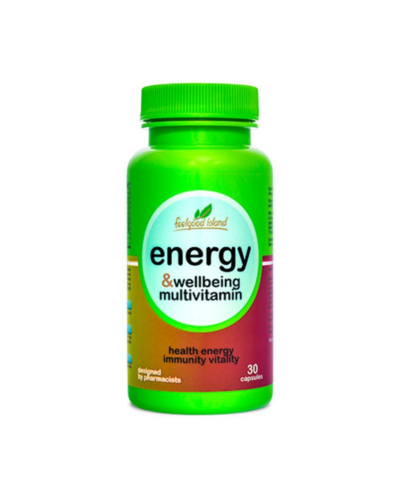 Energia i multiwitaminy Feelgood Island