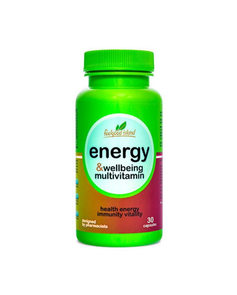 Energia i multiwitaminy Feelgood Island