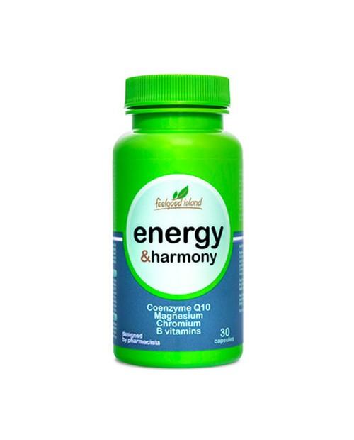 Energia i harmonia Feelgood Island